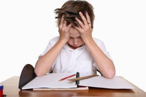 tác hại khi trẻ em thức khuya